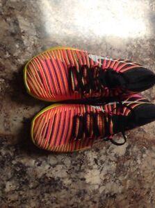 Nike Men's Free Train Force Flyknit 833275 999 Size 11.5 Free Shipping WOW