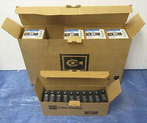 Case-Qty-50-of-Cutler-Hammer-BR120-Single-Pole-120-240-Volt-20-Amp-Breakers