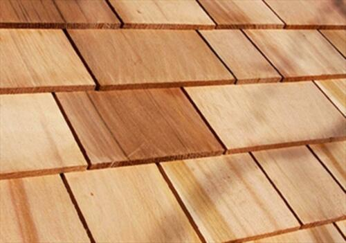 Pack Size 2.49m2 Red Label Roofing Tiles Treated Bulk Cedar Shingles