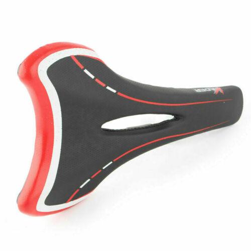MTB Road Bike Saddle Mountain Bicycle Cycling Seat Cushion Pad Oval Carbon Fiber