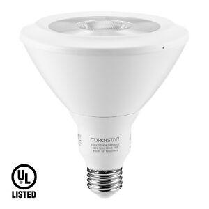 9948d47ddd7 TORCHSTAR 18W Dimmable PAR38 LED Light Bulb Energy Star UL 4000K ...