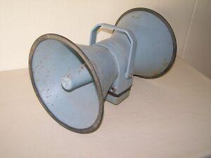 Drucktonlautsprecher-Outdoor-Speaker-GDR-Speaker-Pressure-Chamber-Speaker-RFT