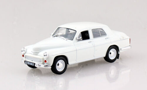 Warszawa 203 Limousine weiß 1960 Blister 1:43 Ixo//Altaya Modellauto