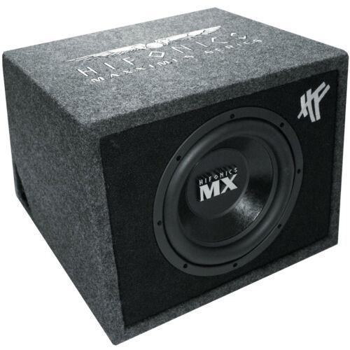 Hifonics MX 10 REFLEX WOOFER chassis 25cm SUBWOOFER TOPP riso