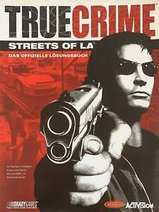 Le livre officiel solutionsofficiel True Crime Streets of LA