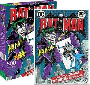 Batman-Joker-500-Piece-Puzzle-480mm-x-350mm-NM-62108