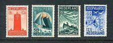 Nederland nvph 257/260, postfris ;