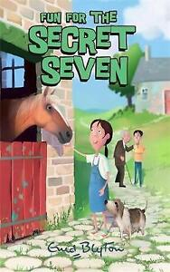 Fun-For-The-Secret-Seven-Book-15-Blyton-Enid-Very-Good-Book