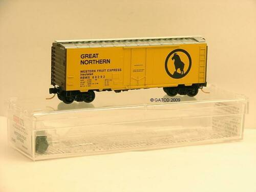 MT 21460 Great Northern Western Fruit Express 40/' Box Car Released March 2004