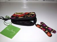 Vera Bradley Listen Up / Tune In Case For Earbuds Suzani Retired 2011