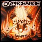 Accelerate 0616822121023 by Overcharge CD