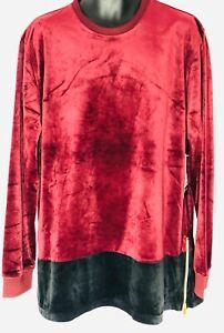 premium two tone urban hip hop jumper Akademiks velour sweatshirt top zips