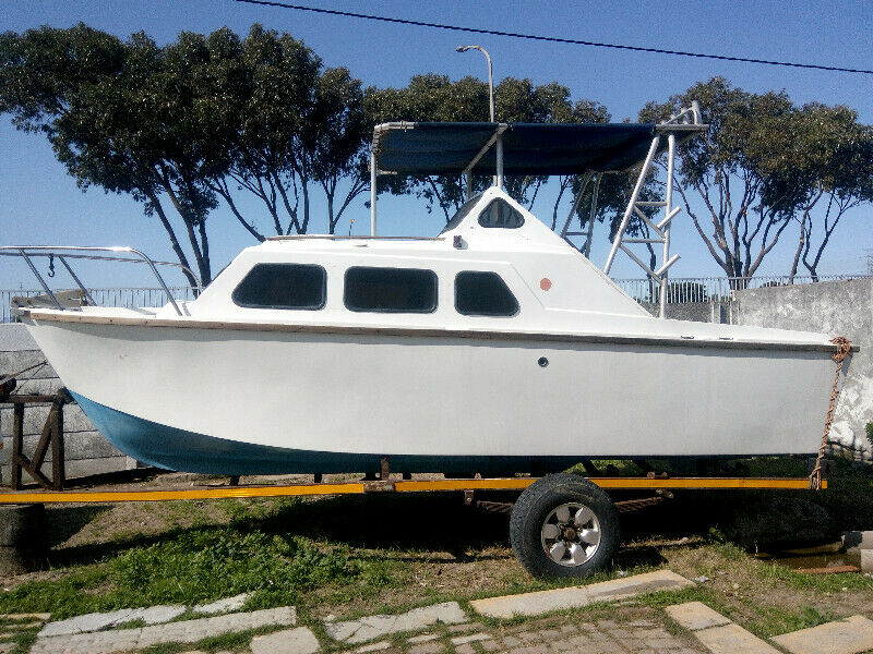 Two boats for R65k Neg