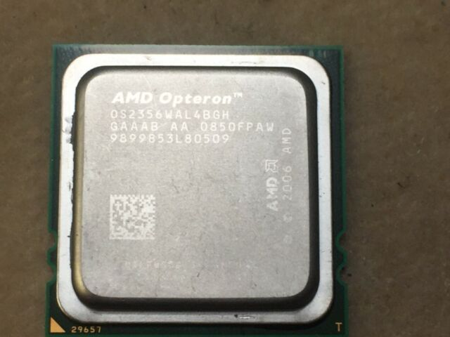 AMD OS2356WAL4BGH Opteron 2356 2.3GHz Socket FR2 / 1207 Quad Core Processor CPU