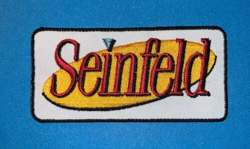 Show Collectable Crew Jacket Hat Hipster DIY Craft Patch 963T Seinfeld T.V