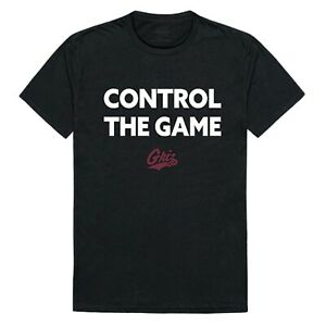 University Of Montana Grizzlies NCAA Cotton College Control The Game T-Shirt