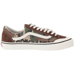 Vans-034-Style-36-Decon-SF-034-Sneakers-Camo-Marshmallow-Men-039-s-Athletic-Shoes