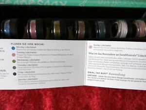 bareMinerals GOOD MORNING, GORGEOUS 1aus7 Lidschatten,Auswahl f.einen Wochentag - Mönchengladbach, Deutschland - bareMinerals GOOD MORNING, GORGEOUS 1aus7 Lidschatten,Auswahl f.einen Wochentag - Mönchengladbach, Deutschland