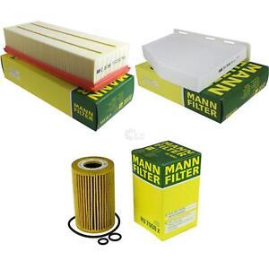 Mann-Filter-inspeccion-set-filtro-aceite-filtro-de-aire-espacio-interior-filtro-moli-9733522