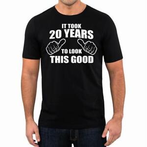 21st-Birthday-Gift-Present-Year-1998-Took-Years-Funny-Unisex-T-Shirt-Tee