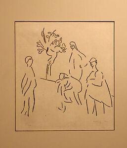 Moise-Kisling-Lithograph-034-Composition-034