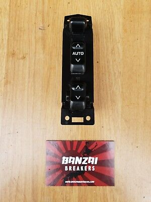 NISSAN 300ZX Z32 SERIES 1 LIGHTING SWITCH NON CRUISE CONTROL UNIT POD ASSEMBLY