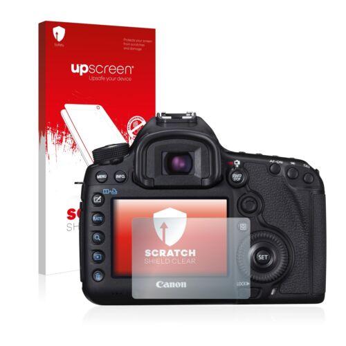 Protector de pantalla Lámina para Canon EOS 5d Mark III resistente a los arañazos antikratz claro