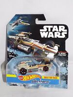Hot Wheels Carships Star Wars Series X-wing Fighter