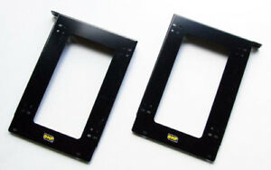 VAUXHALL-CORSA-B-ALL-93-00-OMP-RACING-BUCKET-SEAT-MOUNT-SUBFRAMES-TWIN-PACK