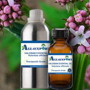 PURE-VALERIAN-ROOT-ESSENTIAL-OIL-Valeriana-Officinalis-NATURAL-AYURVEDIC-HERBAL