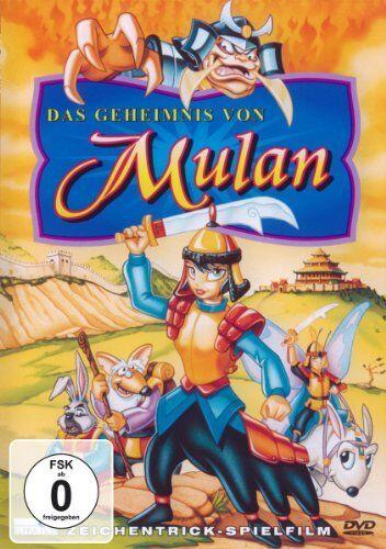 1 von 1 - Das Geheimnis Von Mulan (DVD, 2010) Neuware