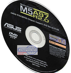Asus M5A97 BUpdater Driver Windows XP