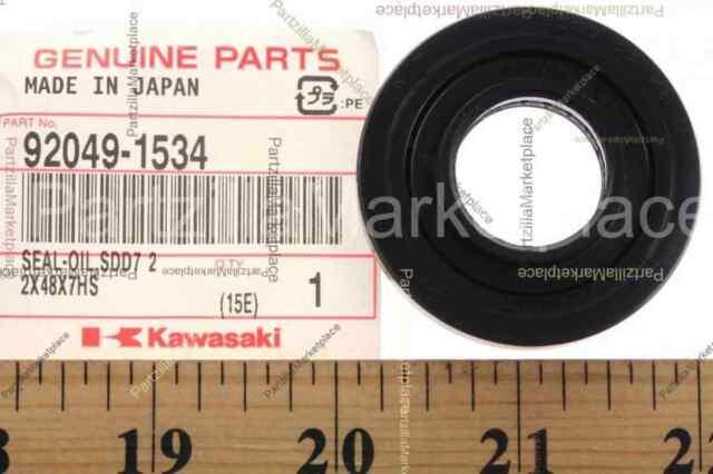 Kawasaki 92049-1534 SEAL-OIL SDD7 22X48X7