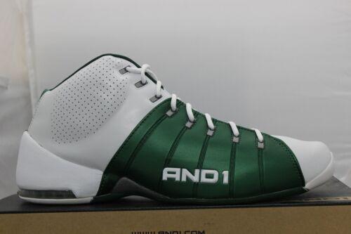 D808mwg Tout Argent Nouveau Mi Vert Unmistakable And1 Blanc Basketball zwSB6qg