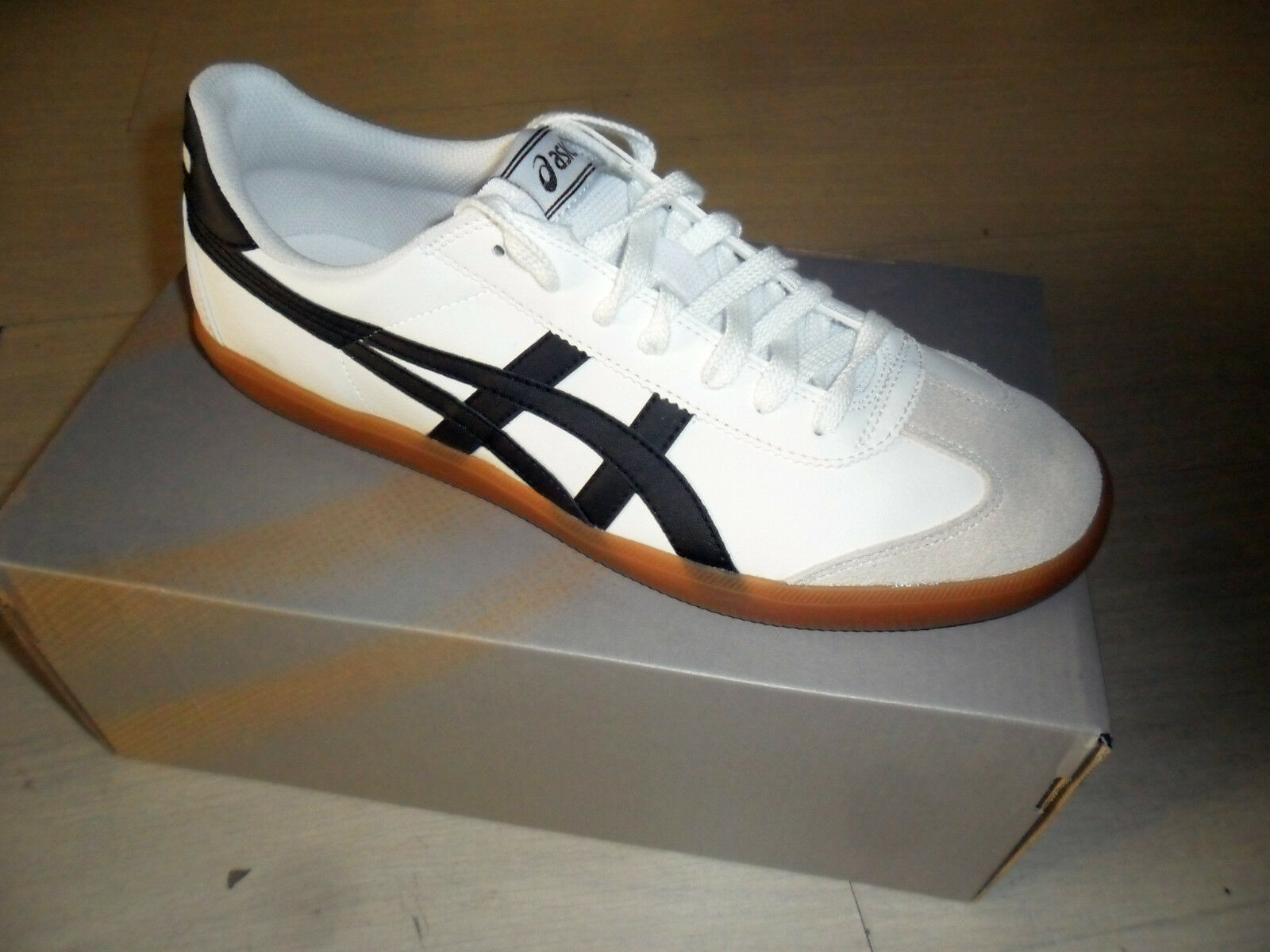 NR 40 ASICS AARON ONITSUKA SHOES MODE SHOES GYM H206Y-0190 WHITE