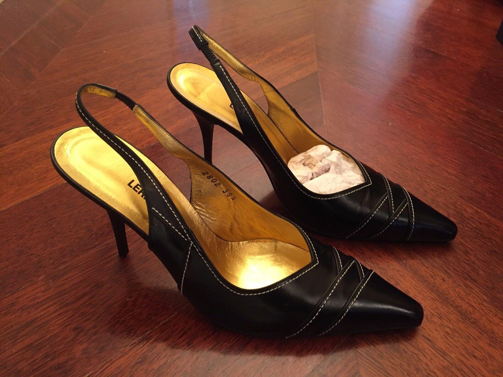 100% authentic fashion Lerre shoes, size 39.5