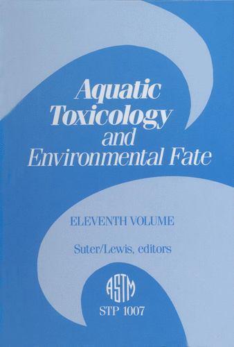 Aquatic Toxicology and Environmental Fate: 11