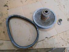 Yamaha Grizzly 660 YFM 660 YFM660 2005 05 secondary clutch driven clutches belt