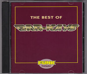 Bar-Kays-The-Best-Of-Bar-Kays-CD-Mercury-1993-U-S-A