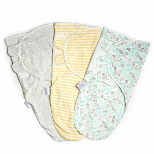 mybabyboo 100/% Organic Cotton Baby Swaddle Wrap 0-3 Months