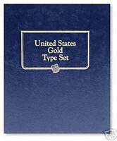 Whitman Classic United States Gold Type Set Album 9170
