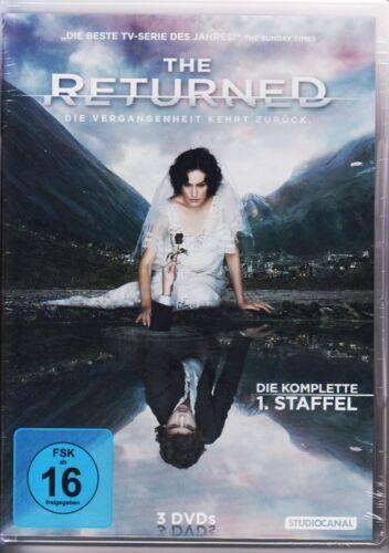 1 von 1 - The Returned - Die komplette 1. Staffel [3 DVDs] DVD NEU