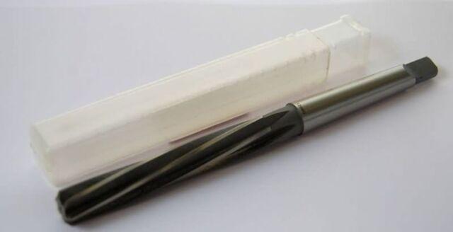 "Soba HSS 1 MT Taper Shank Machine Reamer Quality Tool 1/4"" Diameter"