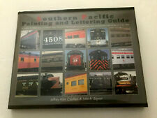 """RAILROAD BOOK """"SOUTHERN PACIFIC PAINTING AND LETTERING GUIDE"""""""