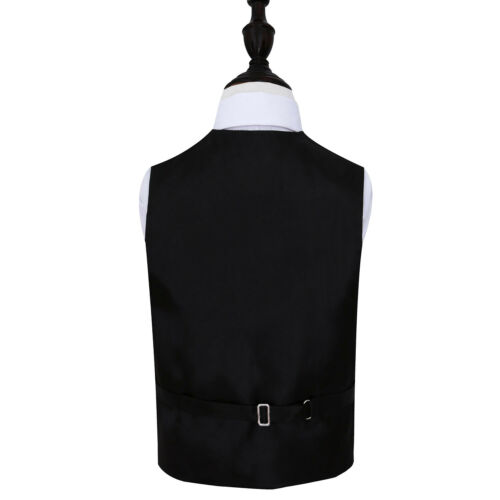 "Woven Floral Formal Tuxedo Men/'s Boys/' Wedding Waistcoat Chest Size 22/""-50/"""