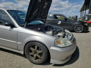 1997 Honda Civic EK Hatch - K20 A2 Track / Circuit /  Lapping