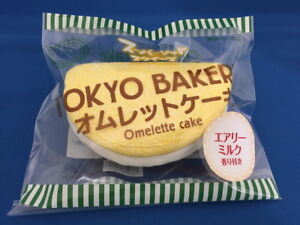 Squishy-Tokyo-Bakery-Omelette-Cake-Milk-Cream-Super-Soft-Squishy
