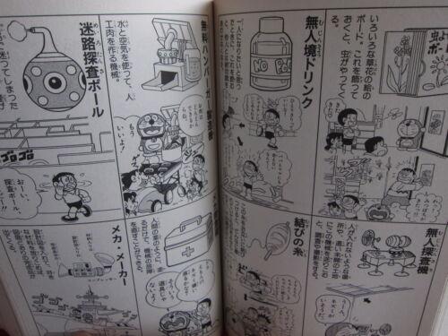 Doraemon tool in the pocket encyclopedia art book