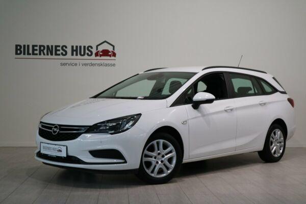 Opel Astra 1,0 T 105 Enjoy ST billede 0