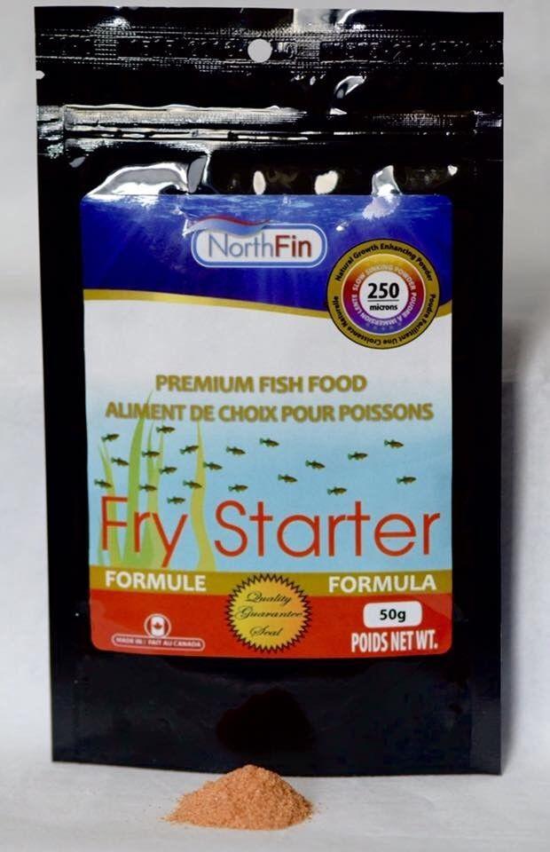 acquistare ora Northfin Northfin Northfin Fry STARTER 250 Micron 500g spedizione gratuita nel Regno Unito Nuovo Prezzo Consigliato  la vostra soddisfazione è il nostro obiettivo